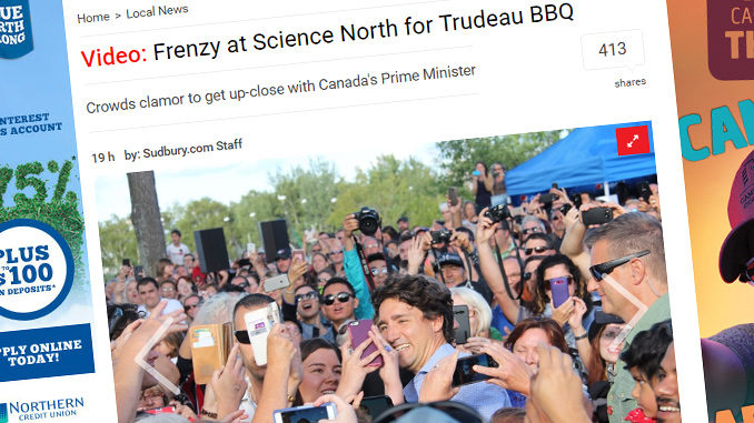 Justin Trudeau Accused Of Knowingly Transmitting STDs To Thousands Of Canadians
