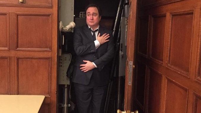 MP Michelle Rempel Rips Mark Critch A New One Over Harper Closet Joke