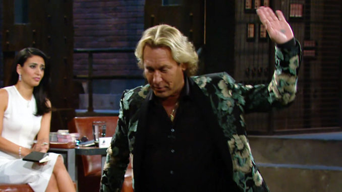 Dragons' Den - Michael Wekerle Walks Out During Snorting Bull Power Pitch