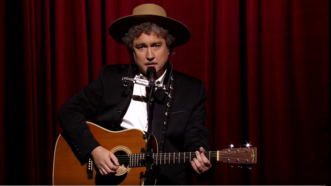 This Mark Critch Parody Of Bob Dylan Accepting The Nobel Prize Is Amazing