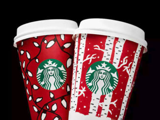 Buy One, Get One Free Holiday Drinks At Starbucks Canada November 10-14, 2016