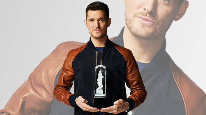 Michael Bublé Returns To Host The 2017 Juno Awards