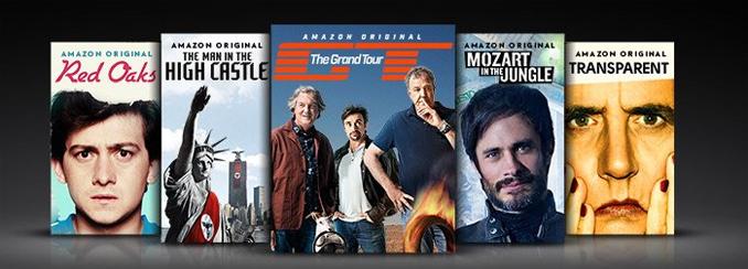 Amazon Prime Video Canada
