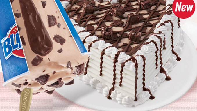 Dairy Queen Canada Debuts New Royal Ultimate Choco Brownie Blizzard And Cupid Cake