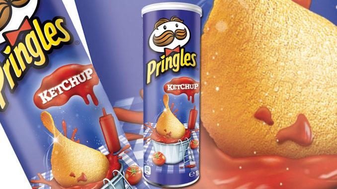Kellogg Canada Debuts New Products For 2017 Including Pringles Ketchup
