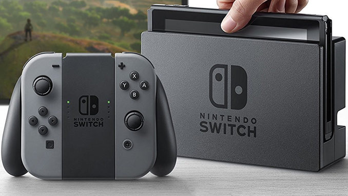 Nintendo Switch Launches In Canada On March 3 for $399.99