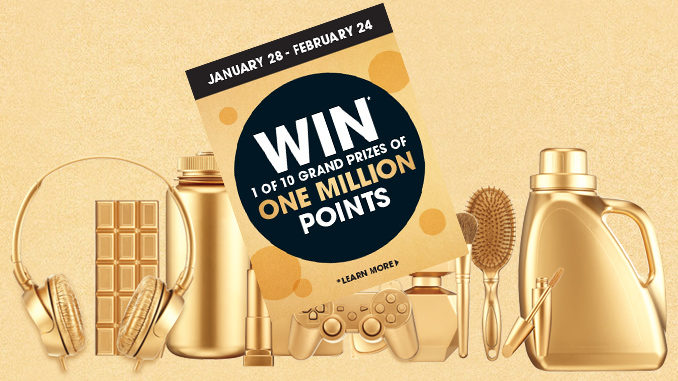 Shoppers Drug Mart Launches Optimum Millionaire Contest