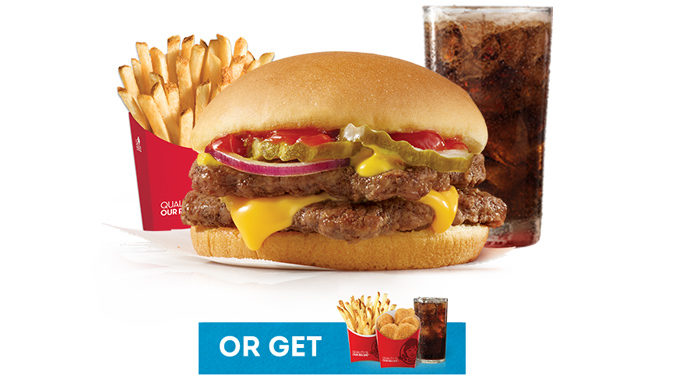 Wendy's Canada Offers New Double Stack Value Meal for $4
