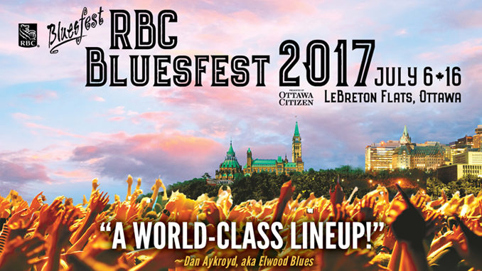 2017 Ottawa Bluesfest Lineup Includes Tom Petty, Pink, LCD Soundsystem, 50 Cent