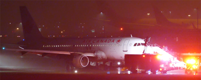 Air Canada Flight 623