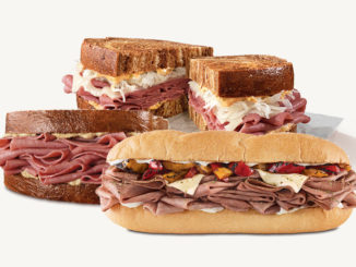Arby's Canada Introduces New Big City Sandwiches