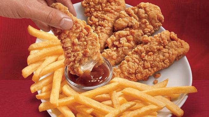 Dairy Queen Canada Offers 4-Piece Chicken Strip Basket For $5.99