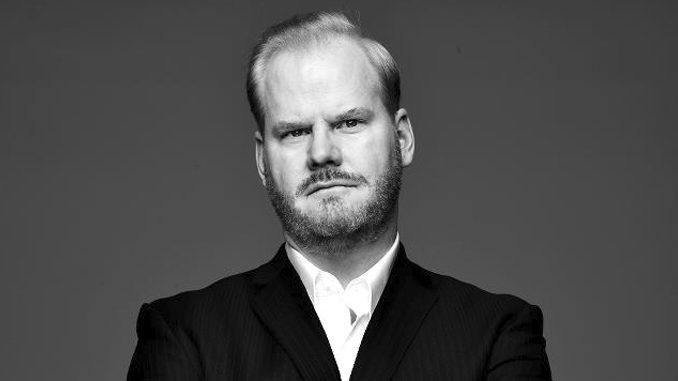 Jim Gaffigan's Noble Ape Tour Coming To Halifax On May 12, 2017