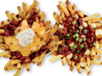 New York Fries Offers New Chili Poutine And Chili Cheese Fries