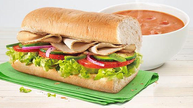 Subway Canada Offers New Delicious Duo Deal For $5.99