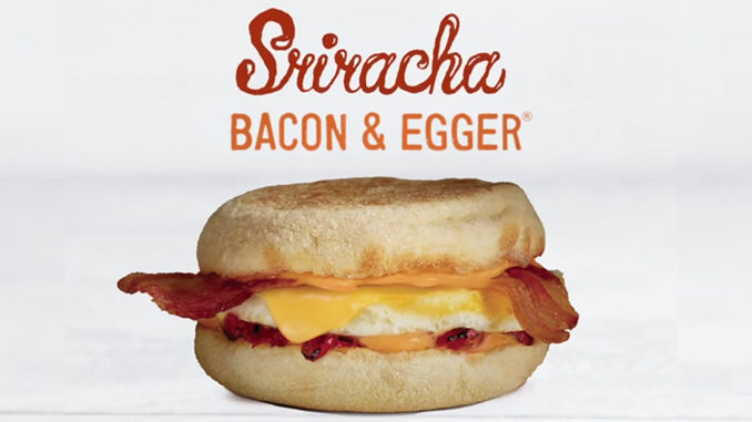A&W Canada Launches New Sriracha Bacon & Egger