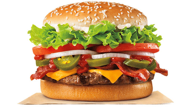 Burger King Canada Serves Up New Bacon And Cheese Jalapeño Whopper