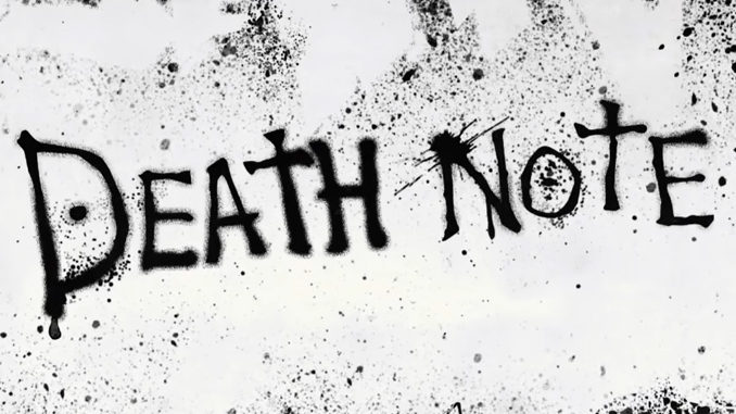 Death Note Coming To Netflix Canada On August 25, 2017