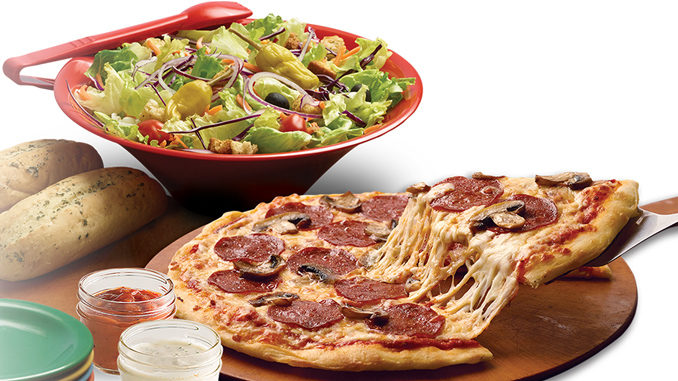 East Side Mario's Offers New $19.99 Family Pizza Deal