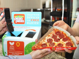 Free Pizza Slices For Devices At Pizza Pizza Through April 30, 2017