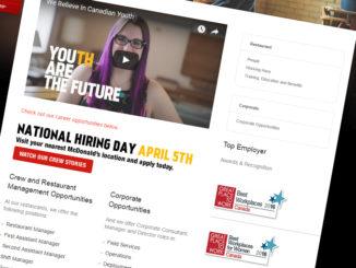 McDonald's Canada Hacked - 95000 Job Applicants Affected