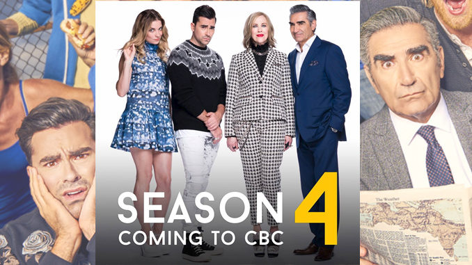 Schitt's Creek Returning To CBC For Fourth Season In 2018