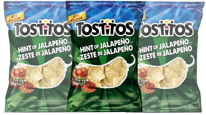 Tostitos Introduces New Hint Of Jalapeño Flavoured Tortilla Chips