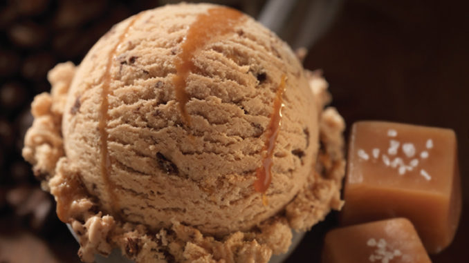 Baskin-Robbins Canada Introduces New Caramel Macchiato Ice Cream