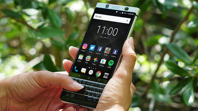 BlackBerry KEYone Available For Pre-Order In Canada On May 18, 2017