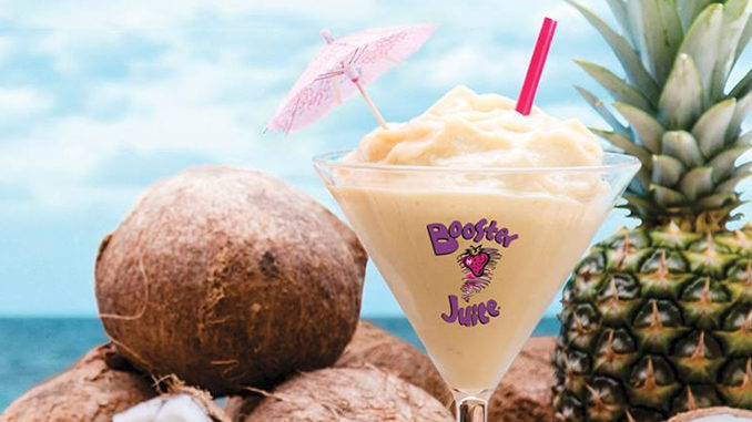 Booster Juice Introduces New Caribbean Dream Smoothie