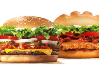 Burger King Canada Offers New BBQ Bacon Whopper And BBQ Bacon Tendercrisp
