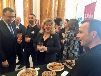 Canada House Serves Up Tim Hortons In London