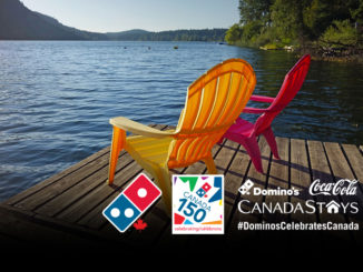 Domino's Celebrates Canada Sweepstakes - Win Trips And Pizza Through June 18, 2017