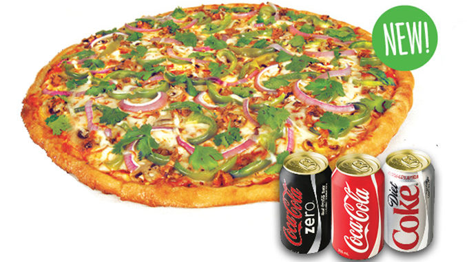 Pizza Pizza Introduces New Spicy Tandoori Veggie Pizza
