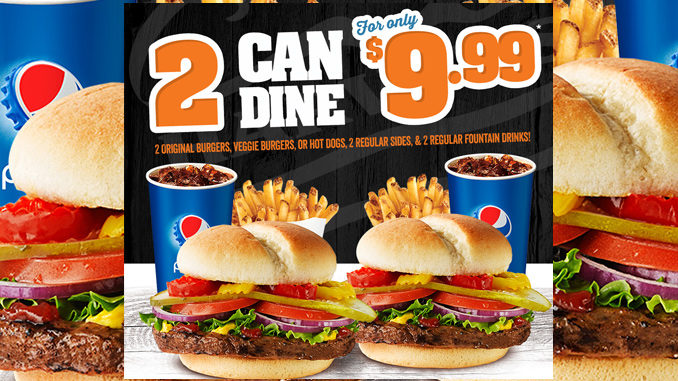 2 Can Dine For $9.99 At Harvey's Through May 14, 2017