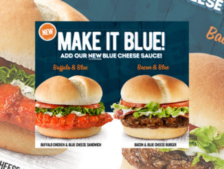 Harvey's Unveils New Blue Cheese Sauce And Superberry Smoothie
