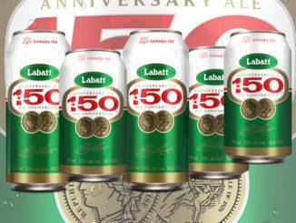 Labatt 50 Gets A Canada 150 Makeover In Celebration Of Canada's Birthday