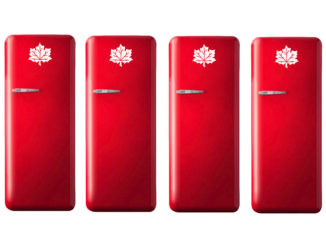 Molson Canadian Is Giving Away 150 Iconic Red Beer Fridges