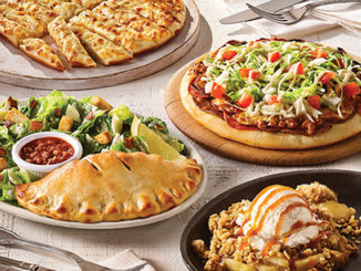 Pizza Delight Offers The Ultimate 3-Course Meal For 2 For $19.99