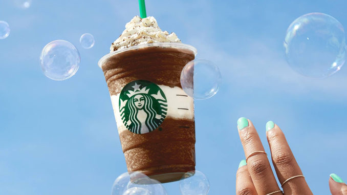 Starbucks Canada Introduces New Midnight Mint Mocha Frappuccino