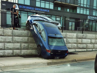 This Halifax Driver Hit Reverse At The Worst Possible Time