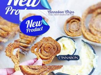 Cinnabon Canada Introduces New Cinnabon Chips