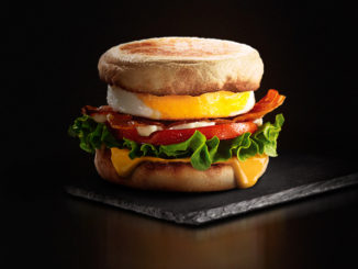 McDonald's Canada Introduces New Egg BLT McMuffin