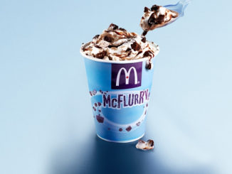 McDonald's Canada Introduces New Mud Pie McFlurry