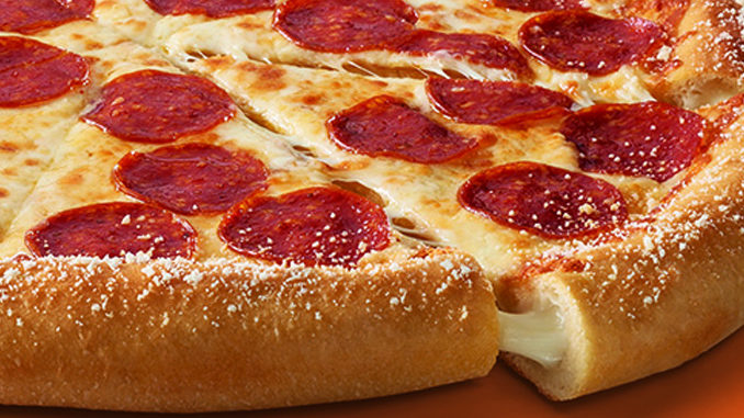 Little Caesars Canada Introduces New $9 Stuffed Crazy Crust Pizza