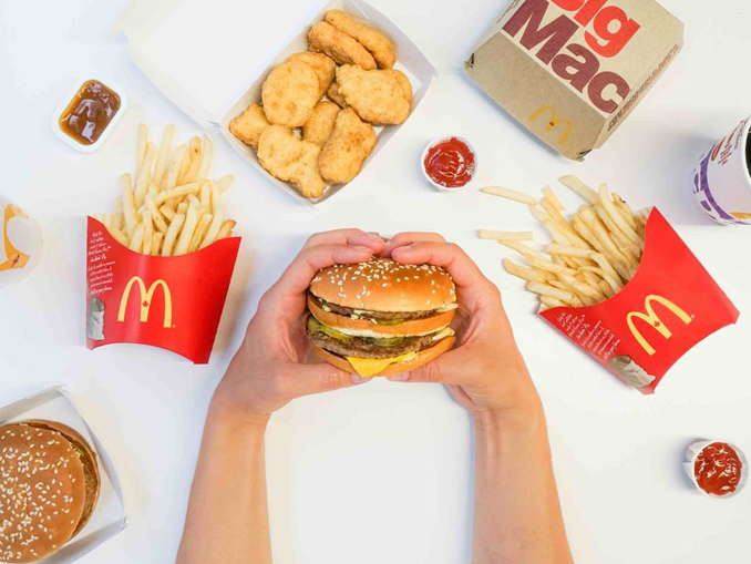 McDonald's Canada Partners With UberEATS For McDelivery ...