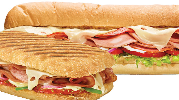 Subway Canada Introduces New Italian Hero Panini And Sub