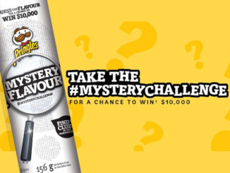 Take The Pringles Canada Mystery Flavour Challenge And Win $10,000