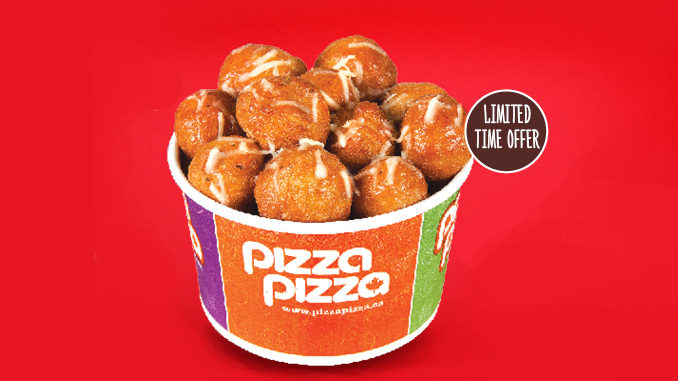 $1.50 Bocci Bits At Pizza Pizza For A Limited Time