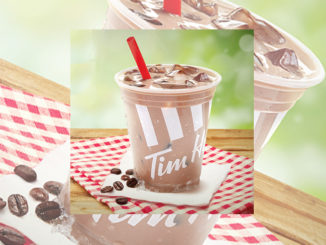99-Cent Iced Coffee At Tim Hortons For A Limited Time For Summer 2017